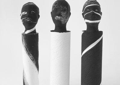 Collection ''Visages Découverts'' - Colonnes